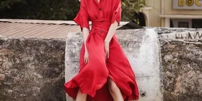 什么颜色的裙子最有气质?