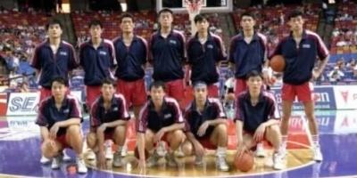 中国男篮黄金一代都有谁,谁是带头人?