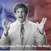现在看特朗普和拜登谁的胜算更大?