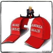美国新型肺炎疫情已经失控,如果这次疫情造成美国分裂,美国那么多外债谁来还?