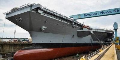 美国会不会用它借的外债去建造航母战斗群?