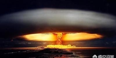氢弹和原子弹的威力相差多大?