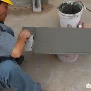 瓷砖胶能和水泥砂浆混合使用吗?