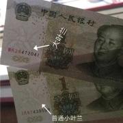 你经常遇到99版的人民币吗?如果遇到了你会收藏起来吗?