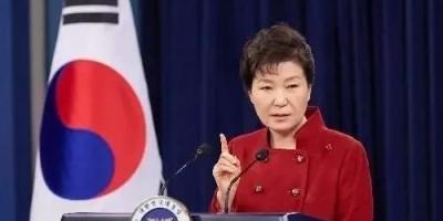 朴槿惠能不能代表韩国老百姓的良心?
