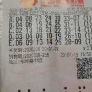 有人说机选一注彩票纯粹是浪费钱,根本不可能中大奖,你怎么看?