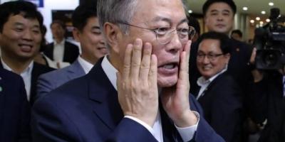 韩总统文在寅是否会步朴槿惠后尘?