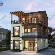 宽7米,长20米的农村自建住房如何设计?谢谢各位老师?