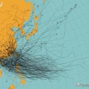 """多数台风都是登陆东南沿海,为什么台风""""巴威""""直线向北过辽宁?"""