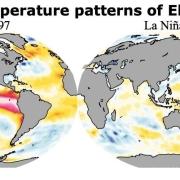 气象组织称今年有可能会出现导致全球降温的拉尼娜,冬天很冷吗?