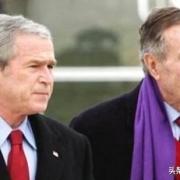 伊拉克战争,老布什与萨达姆有何恩怨,小布什为何公报私仇?
