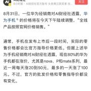 对于华为手机麒麟980、990系列手机涨价怎么看?