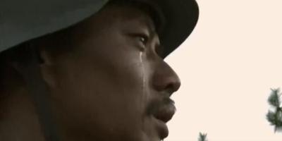 你认为《我的团长我的团》里哪个画面让你禁不住流泪?