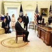 俄罗斯嘲笑特朗普傲慢对待武契奇,被武契奇反驳后道歉,谁错了?