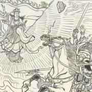 封神大战中,为何其他圣人都有宝旗,通天教主和女娲娘娘只有恶旛?