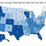 美国最穷的州是哪个州?
