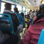 你在公交车上遇到最尴尬的事情是什么?