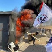 美国大使馆和英国外交车遭袭事件,是伊拉克人民在为萨达姆报仇吗?