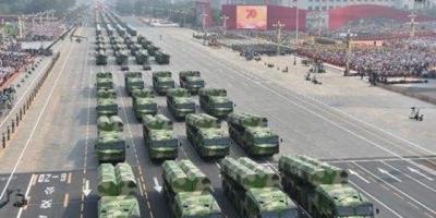 """中国的""""东风""""系列导弹到底有多厉害?"""