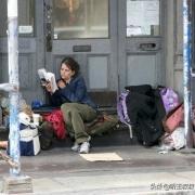 美国是世界上最发达的国家,可为什么有那么多无家可归的流浪者?