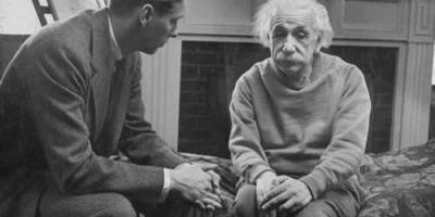 为什么很多著名的科学家晚年都有了宗教信仰?比如爱因斯坦与牛顿?