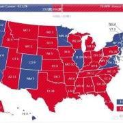 最终确定美国总统人选的是谁?