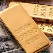 黄金还能跌回350一克吗?