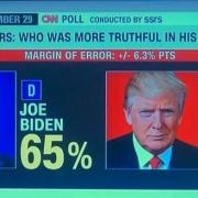为何在第一次总统竞选电视辩论中,特朗普总要插话,显得很不礼貌?