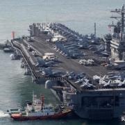 假设福特级航母和辽宁舰山东舰打一仗谁能赢?为什么?