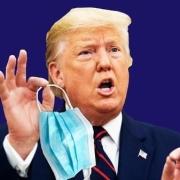 美国总统也感染上新冠肺炎了,连任竞选还有搞头吗?