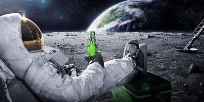 从月球上眺望地球,为什么有人说会感到恐惧?到底在恐惧什么?