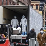 美国疫情十多万尸体如何处理?