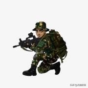 有没有当过兵的朋友,部队上多少天训练一次?