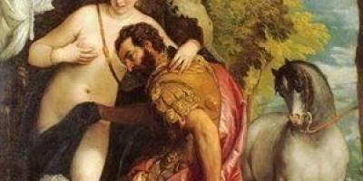 希腊神话中战神阿瑞斯的妻子到底是谁?