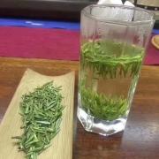 网购口粮绿茶才五十元一斤,到底靠谱吗?请大家评下,茶叶实拍?