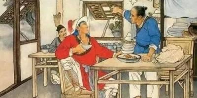 《水浒传》中的好汉到底能不能吃上牛肉?