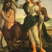 波蒂切利的油画作品中,你觉得哪几幅画中蕴藏了一些有趣故事?