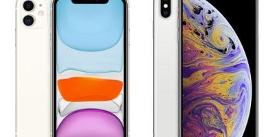 iphone11和iPhone xs max哪个更值得入手?