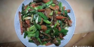 在你心中,青辣椒炒什么最好吃?