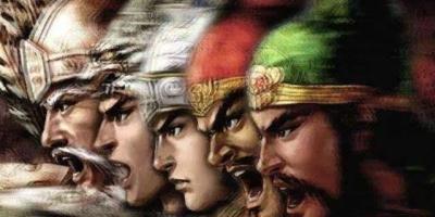 蜀汉五虎将,斩杀的最有名的大将分别是谁?谁的实力最猛呢?
