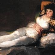作为艺术爱好者,你认为西班牙画家戈雅的哪幅画名气最大?