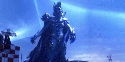 奥特曼系列中最帅的怪兽是哪一位呀?哪位条友贡献一下?
