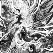 《一拳超人》与赛克斯合体后大蛇比原怪人王大蛇是强还是弱?