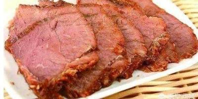 熟食店或摊上的熟牛肉为什么价格和生牛肉差不多,有的还更低?