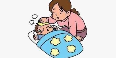 小孩发烧了,有没有人像我这样不睡觉整晚守着换毛巾的?