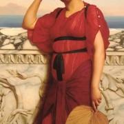 如何评价19世纪英国画家罗塞蒂的油画作品《珀尔赛福涅》?