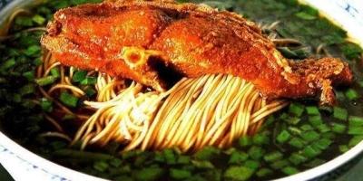 中国最出名的面条在哪里?