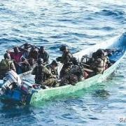 索马里海盗猖狂无比,上过中国船之后,如今为何绕着走?