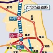 500万泰州人民何时才能实现与沪宁苏锡常铁路互联互通?