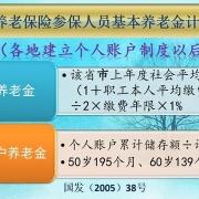 """17年后退休的""""中人""""养老金为啥按14年10月之前标准发放?"""